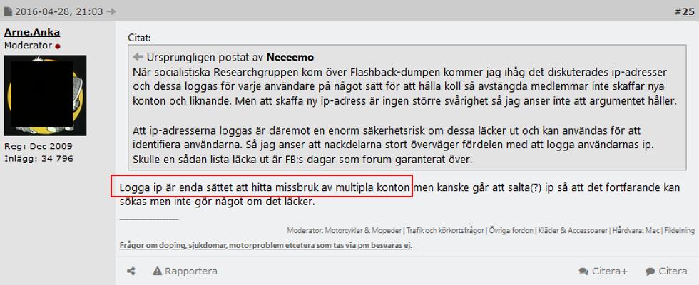 Hatforumet Flashback